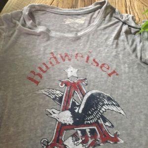 Budweiser Beer Lightweight T Shirt